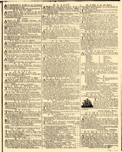 Daily Advertiser, April 27, 1743, Page 3