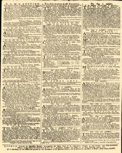 Daily Advertiser, April 27, 1743, Page 4