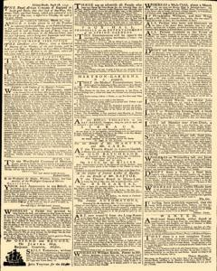 Daily Advertiser, April 29, 1743, Page 2