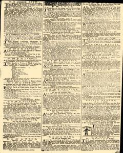 Daily Advertiser, May 13, 1743, Page 3