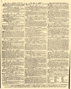 Daily Advertiser, May 25, 1743, Page 4