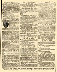 Daily Advertiser, May 28, 1743, Page 4