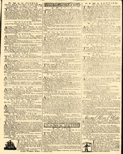 Daily Advertiser, June 15, 1743, Page 3