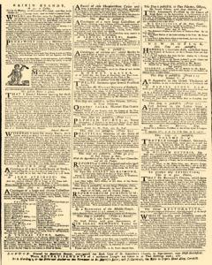 Daily Advertiser, June 15, 1743, Page 4