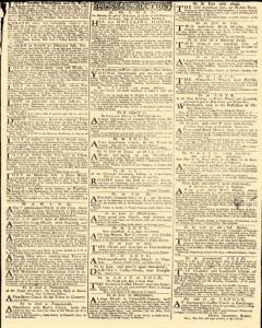 Daily Advertiser, June 23, 1743, Page 3