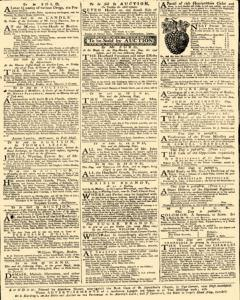 Daily Advertiser, June 23, 1743, Page 4