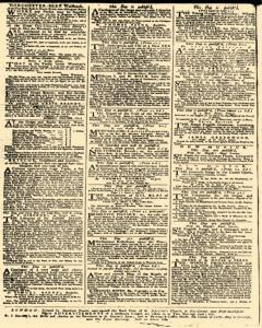 Daily Advertiser, January 05, 1749, Page 4