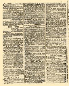Daily Advertiser, January 24, 1749, p. 2