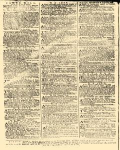 Daily Advertiser, March 18, 1749, p. 4