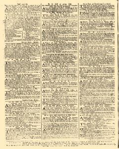 Daily Advertiser, March 22, 1749, Page 4