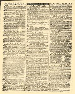 Daily Advertiser, May 30, 1749, Page 3