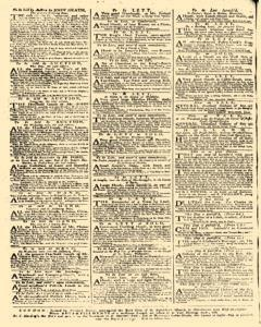 Daily Advertiser, June 19, 1749, Page 4