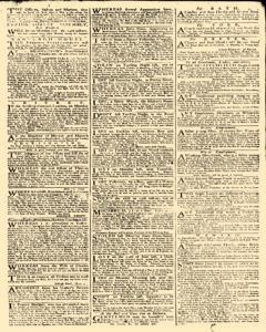 Daily Advertiser, July 20, 1749, p. 2