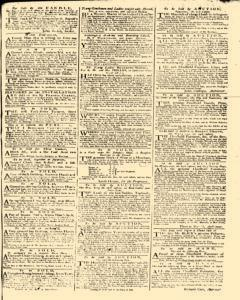 Daily Advertiser, July 20, 1749, p. 3