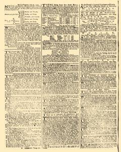Daily Advertiser, July 24, 1749, p. 2