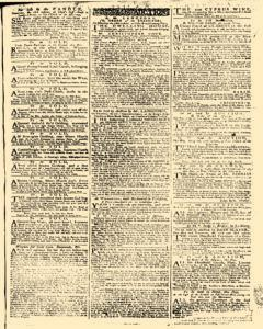 Daily Advertiser, August 17, 1749, p. 3