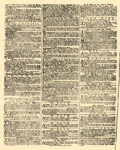 Daily Advertiser, August 26, 1749, p. 2