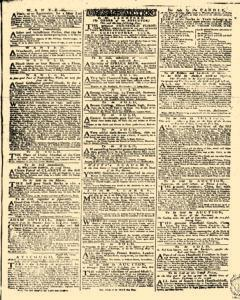 Daily Advertiser, August 29, 1749, Page 3