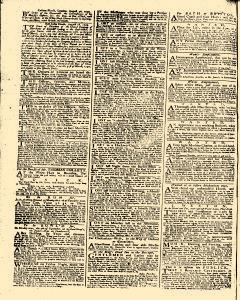 Daily Advertiser, August 30, 1749, p. 2