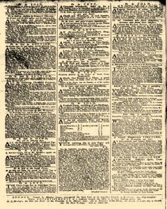 Daily Advertiser, September 16, 1749, Page 4