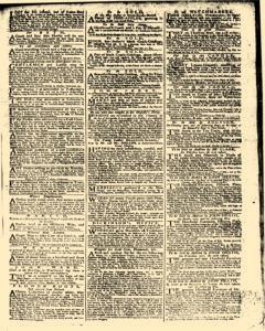Daily Advertiser, September 16, 1749, Page 3