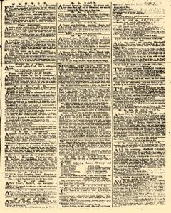Daily Advertiser, September 19, 1749, Page 3