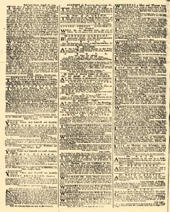 Daily Advertiser, September 28, 1749, Page 2