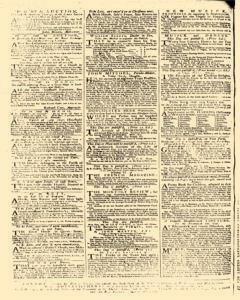 Daily Advertiser, October 04, 1749, Page 4
