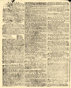 Daily Advertiser, October 10, 1749, Page 2