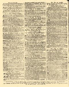 Daily Advertiser, October 16, 1749, Page 4