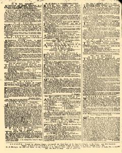 Daily Advertiser, October 17, 1749, p. 4