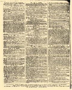 Daily Advertiser, October 20, 1749, p. 4