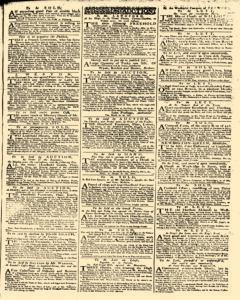 Daily Advertiser, October 20, 1749, Page 3