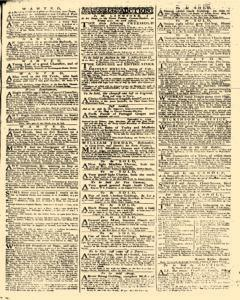 Daily Advertiser, October 24, 1749, p. 3