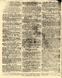 Daily Advertiser, October 25, 1749, p. 4