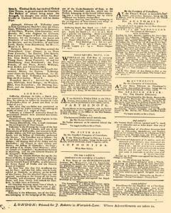 Daily Courant, March 07, 1730, Page 2