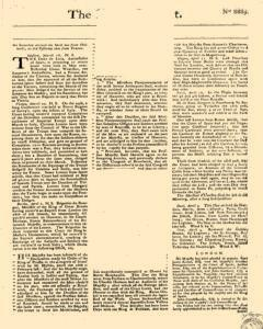 Daily Courant, April 06, 1730, Page 1
