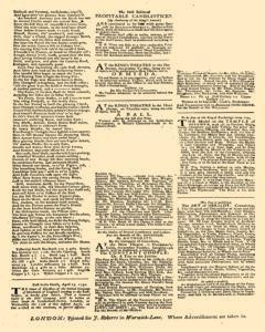 Daily Courant, April 14, 1730, Page 2