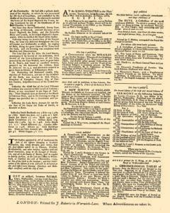 Daily Courant, November 06, 1730, Page 2