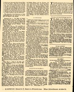 Daily Courant, November 10, 1730, Page 2