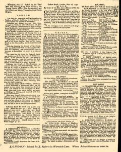 Daily Courant, November 18, 1730, Page 2