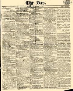 Day, January 09, 1809, Page 1