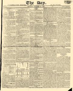 Day, January 23, 1809, Page 1