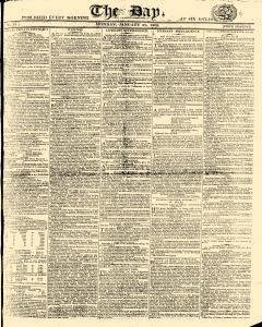 Day, January 30, 1809, Page 1