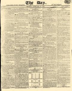 Day, February 27, 1809, Page 1