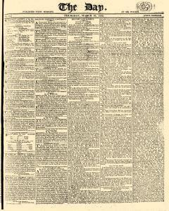 Day, March 16, 1809, Page 1