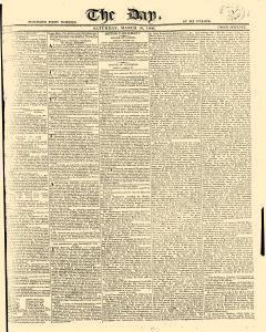 Day, March 18, 1809, Page 1