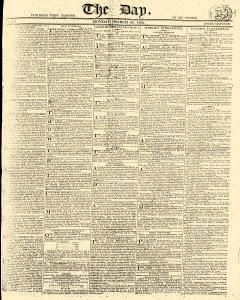 Day, March 20, 1809, Page 1