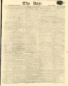 Day, April 01, 1809, Page 1