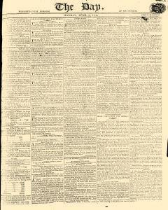 Day, April 03, 1809, Page 1